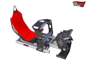 F1 2021 ADT drive game seat