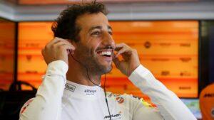 F1 2021 Ricciardo
