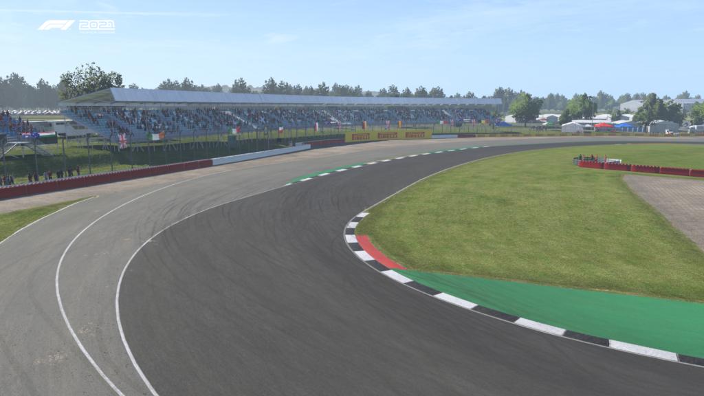 F1 2021: Silverstone Curva 17-18 Club ADT Esports Academy