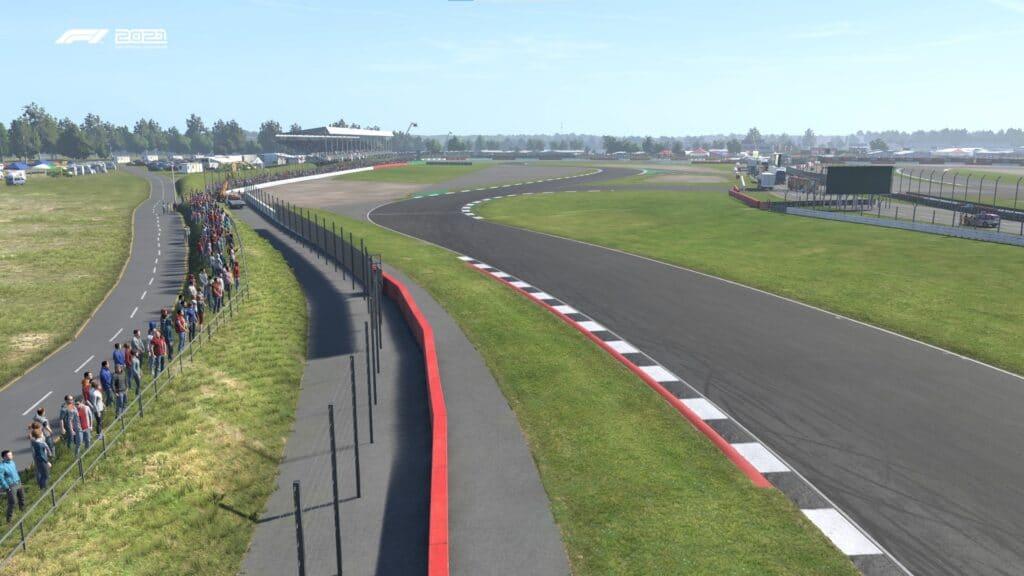 F1 2021: Silverstone Maggots Becketts Chapel ADT Esports Academy