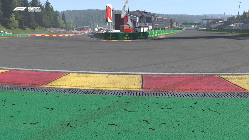 F1 2021 - Spa Guida al Circuito - La Source Curva 1
