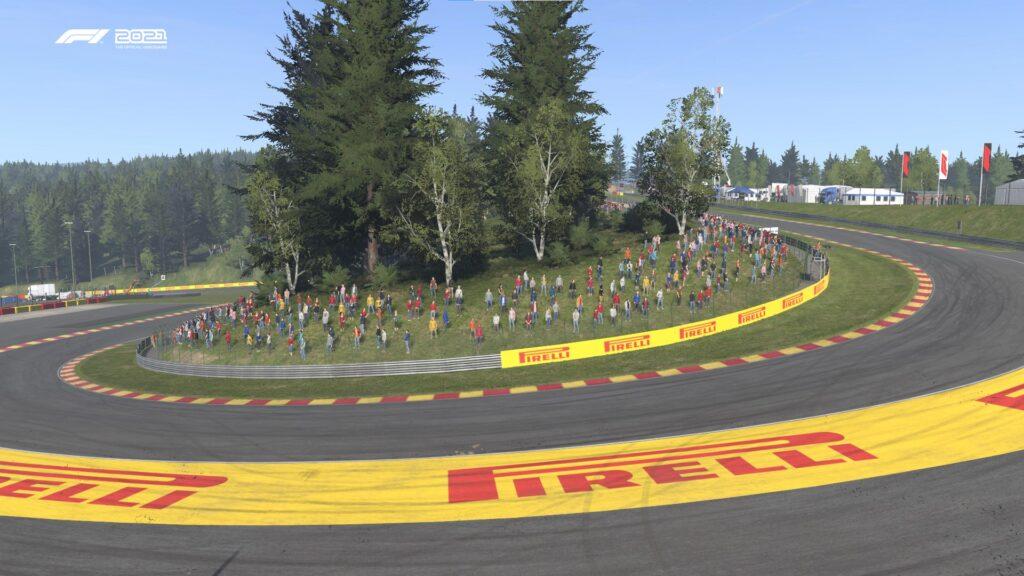 F1 2021 - Spa Guida al Circuito - Rivage