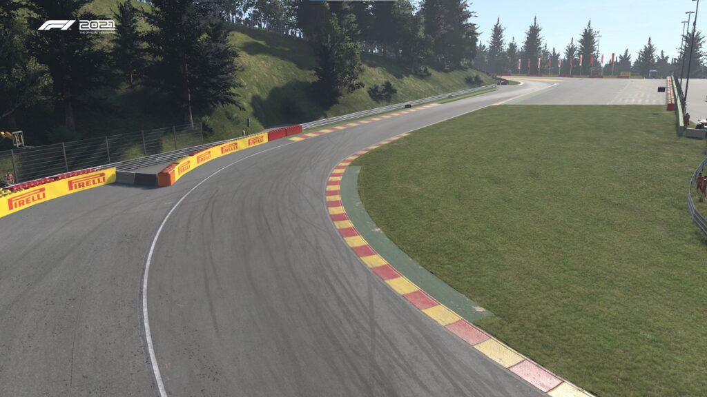 F1 2021 - Spa Guida al Circuito