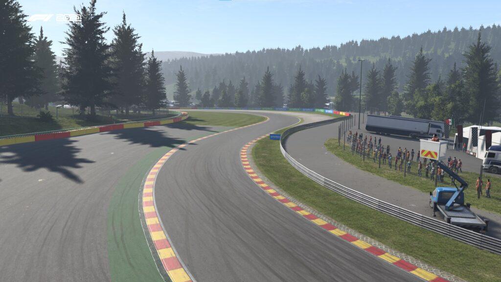 F1 2021 - Spa Guida al Circuito - Les Fagnes