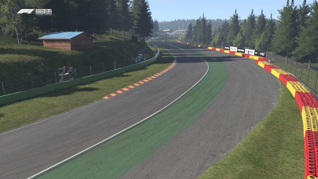 F1 2021 - Spa Guida al Circuito - Blanchimont