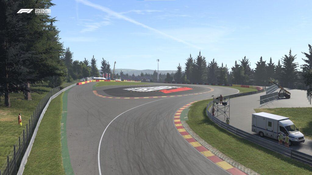 F1 2021 - Spa Guida al Circuito - Les Combes