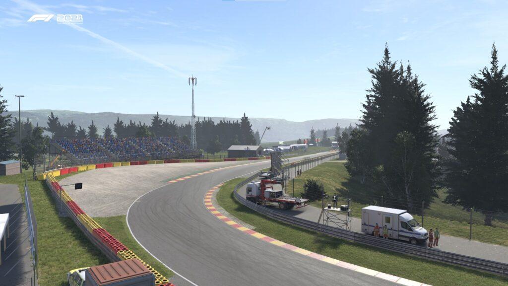 F1 2021 - Spa Guida al Circuito - Malmedy